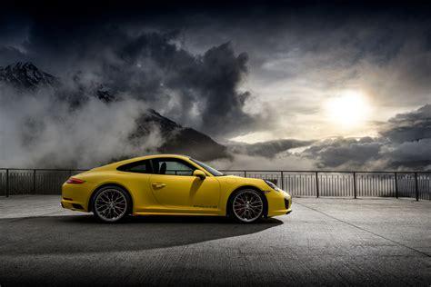Porsche 911 Carrera 4s 4k Ultra Hd Wallpaper
