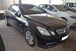 Repossessed Mercedes Benz E Class E 350 Cabriole 2012 On