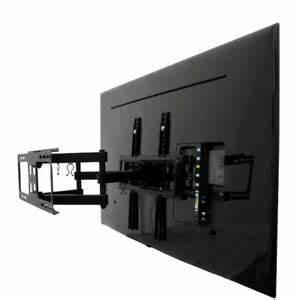 Tv Wandhalterung Samsung : qled tv wandhalterung schwenkbar neigbar f r samsung flat ~ Watch28wear.com Haus und Dekorationen