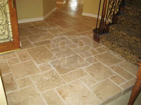 4 tile patterns for floors fiorito beige brushed chiseled edge marble versailles pattern tile amazing chiseled edge