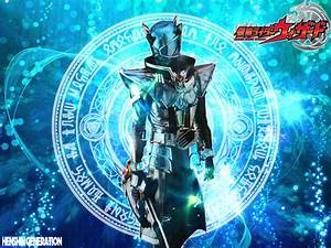 Kamen Rider Wizard Infinity Form by HenshinGeneration on ...