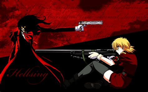 Hellsing Anime Wallpaper - hellsing hd wallpaper and background 1920x1200 id