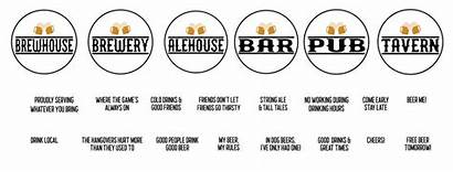 Bar Mugs Beer Personalized Round