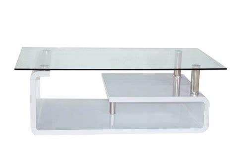 table de salon ronde laquee blanc maison design hosnya