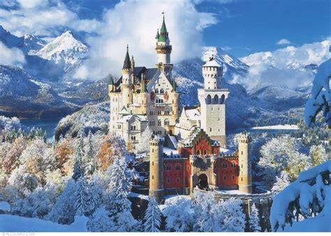 neuschwanstein castle  munich day trip  disneys castle
