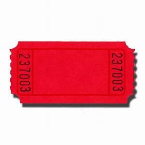 Blank Roll Tickets - Doolins
