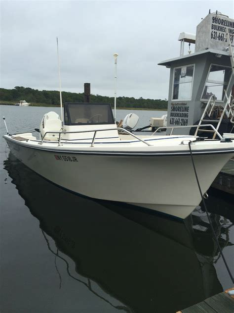 Used Proline Boats by Proline 20 Center Console 1987 For Sale For 10 650
