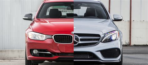 Difference Between 328i And 335i Bmw by These Are The Differences Between Bmw And Mercedes