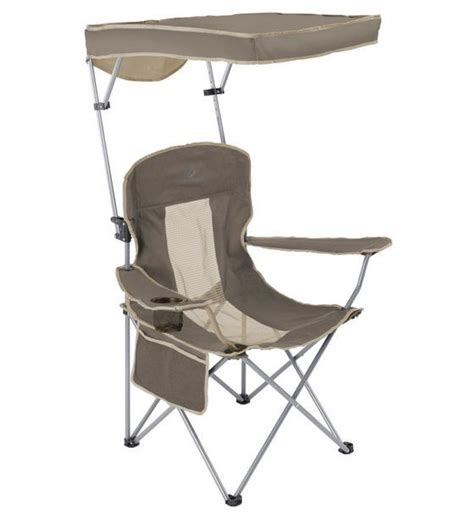 canopy sports chair outdoor portable folding cing