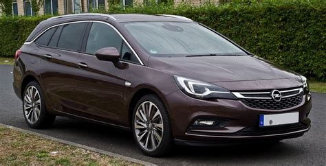 Opel Astra by Opel Astra