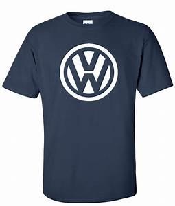 Vw T Shirts : volkswagen vw logo graphic t shirt http www ~ Jslefanu.com Haus und Dekorationen