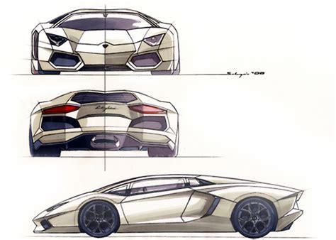lamborghini aventador sketch lamborghini aventador lp 700 2011 supercar sketches