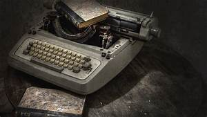 Vintage Typewriter, HD Photography, 4k Wallpapers, Images ...