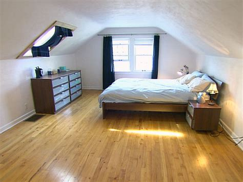 Home Design Attic Bedroom Designs  Attic Bedroom Designs