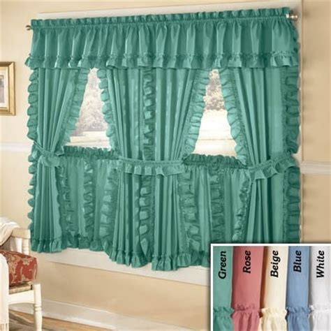 cape cod style curtains my style