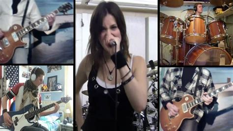 Rocket Queen (guns N Roses Full Cover Collaboration ) Hd