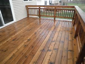 Cabot Deck Stain Colors