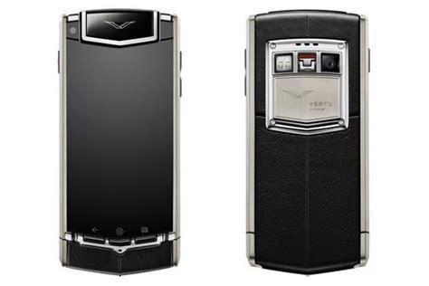 Vertu Ti by Vertu S New Android Smartphone Is Handmade In