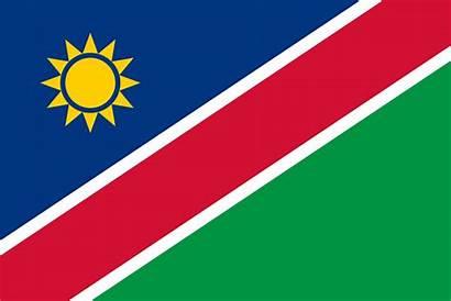 Flag Namibia Pixels Namibian 1200 Wide