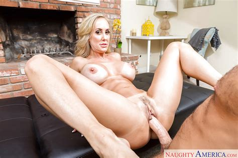 busty milf pornstar brandi love riding big cock with cuckold s blessing