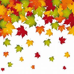 Transparent Fall Leaves Decoration PNG Image | Planner ...