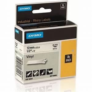 Dymo rhino s0718600 18444 dymo express best uk prices for Dymo label stickers