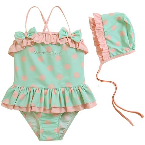 arrival  hot sale infant bathing suits cute pink
