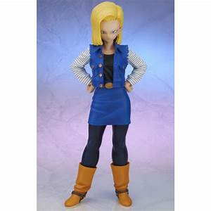 Dragon Ball Z Gigantic Series Android C18 Big In Japan