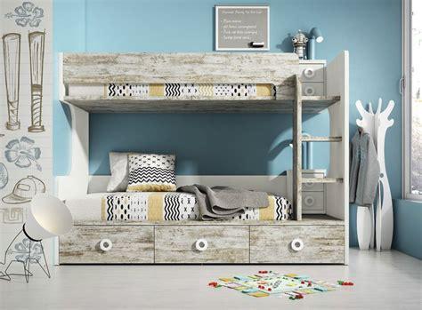 schlafzimmer ideen doppelstock premium etagenbett 242x115 cm leiter stauraum