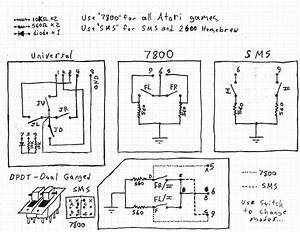 Sega Master System Controller To 7800 Mod - Page 2