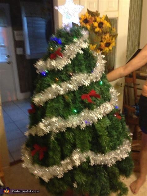 christmas  halloween christmas tree costume
