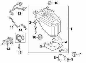 2018 Land Rover Range Rover Velar Diesel Exhaust Fluid