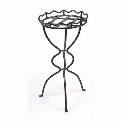 Plant Iron Stands Wrought Stand Achla Designs