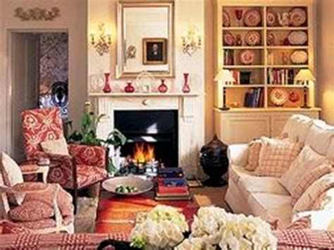 english country living room  cottage interiors