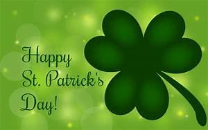 Did you know... St.Patrick's Day - Fred Beans
