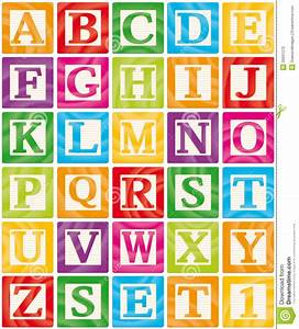 baby block letters clipart clipart suggest With baby block letters