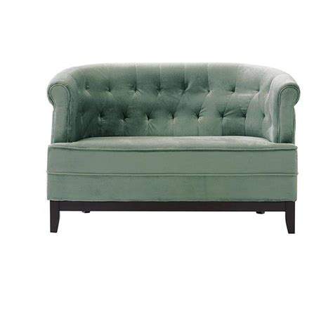 gordon tufted sofa home depot home decorators collection gordon brown leather loveseat