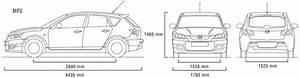 Dimension Mazda 3 : mazda 3 mps ~ Maxctalentgroup.com Avis de Voitures