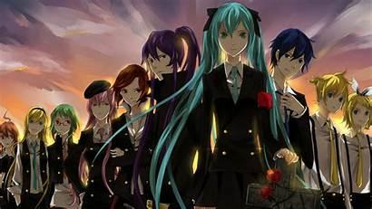 Vocaloid Kaito Anime Wallpapers Team Miku Len