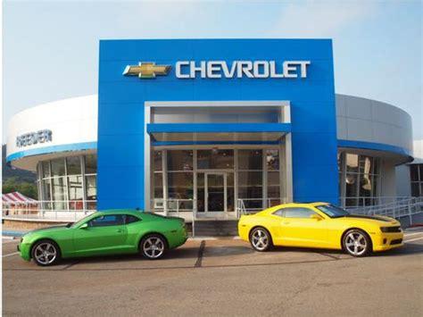 Reeder Chevrolet by Reeder Chevrolet Knoxville Tn 37912 5625 Car Dealership