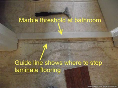 Where to End Laminate at Doorways