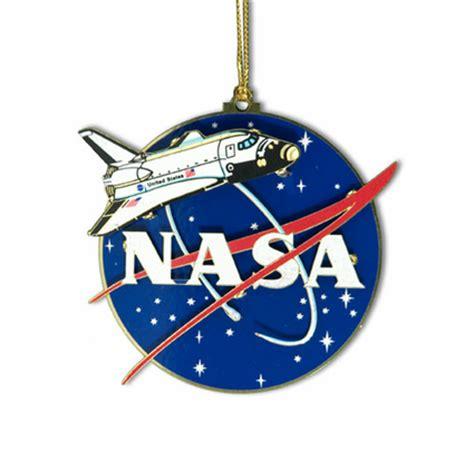 nasa shuttle ornament