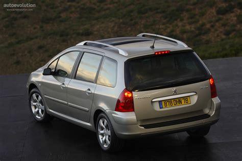 awesome peugeot 307 sw peugeot 307 sw specs 2005 2006 2007 2008 autoevolution