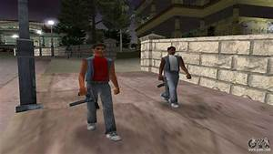 New Weapons  Gangs For Gta Vice City