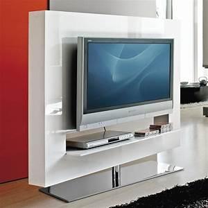 Raumteiler Fernseher Drehbar : panorama drehbarer tv rack arredaclick ~ Sanjose-hotels-ca.com Haus und Dekorationen