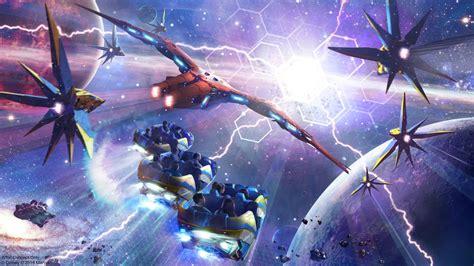 cosmic guardians coaster  launch