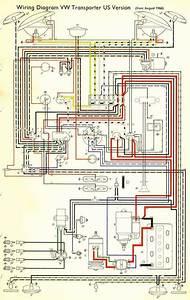 12  76 Vw Bus Engine Wiring Diagram Engine Diagram