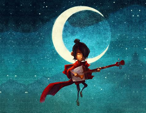 The Best Animated Wallpapers - wallpaper kubo and the two strings best animation