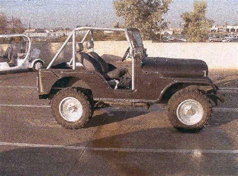 1970 Jeep Wrangler Unknown