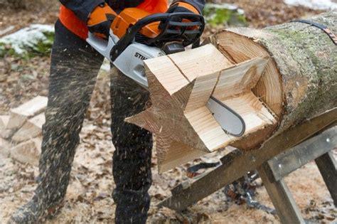 kind presents   wood star  stihl